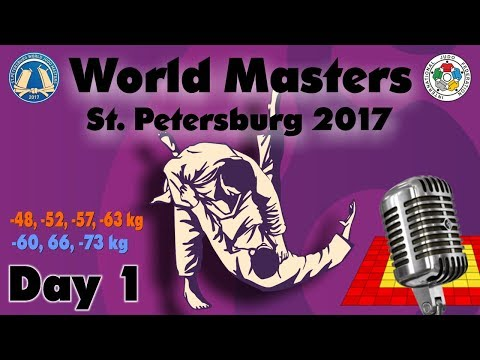World Masters St. Petersburg 2017: Day 1