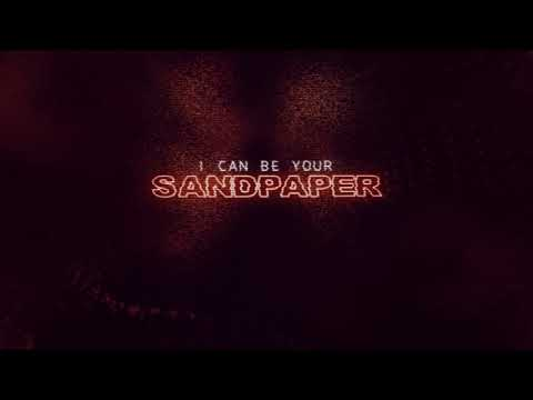 Taska Black - Sandpaper (feat. Ayelle) [Official Lyric Video]