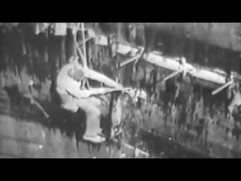 WW2 Salvage Aboard USS West Virginia (BB-48), 06/09/1942 (full)