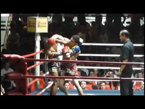 Marco Ruiz Muay Thai HL Kanku Gym