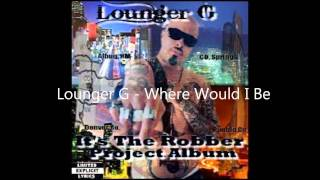 Watch Lounger G Its The Robber Mixsong video