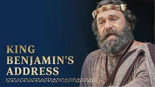 King Benjamin Addresses His People | Mosiah 1—5 | Book of Mormon