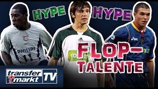 Vom Mega-Hype zum Karriere-Flop: Diese Talente sind gescheitert   TRANSFERMARKT