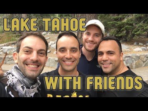 🌊👬 Slotting In Lake Tahoe W/ Friends 👬 ✦ Slot Machine Pokies W Brian Christopher