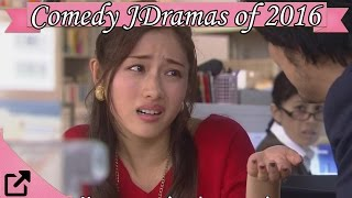 Top 10 Comedy Japanese Dramas of 2016