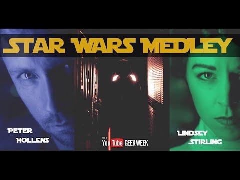 Star Wars Medley - Lindsey Stirling & Peter Hollens