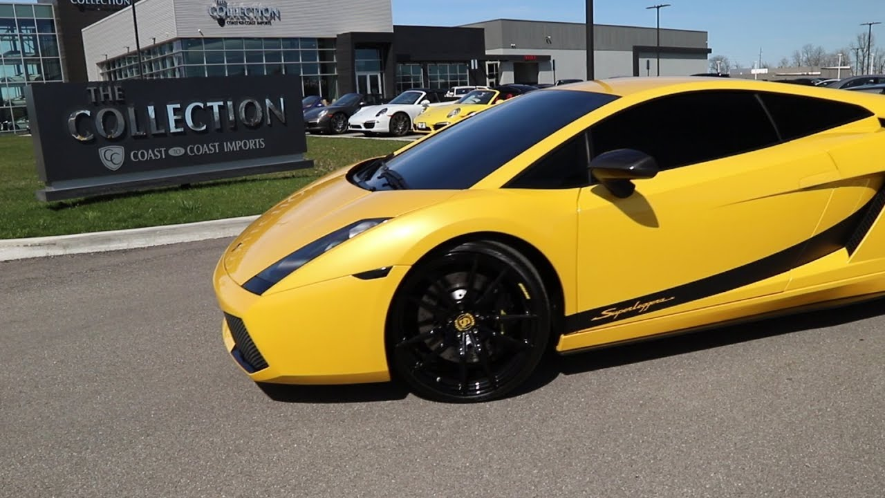 Lamborghini Gallardo Superleggera 2008 Coast To Coast Imports