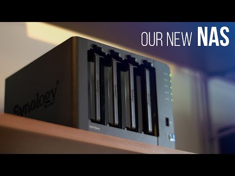 Much Storage, So Backup - Our NEW Synology NAS!