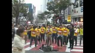 asfiさんが、11月11日の渋谷音楽祭に出演した時のものです。 会場はファ...