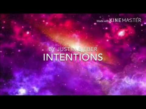 intentions-lyrics||by-justin-bieber