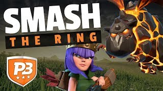 Clash of Clans: AIR ASSAULT on TH10 RING BASES