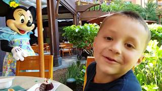 CHASE'S 5th BIRTHDAY in HAWAII! Disney Aulani Resort Activities (FUNnel Vision Trip Honolulu Part 1) thumbnail