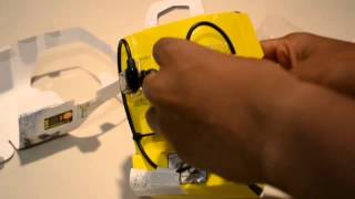 Sony Walkman Waterproof Sports MP3 Player Unboxing