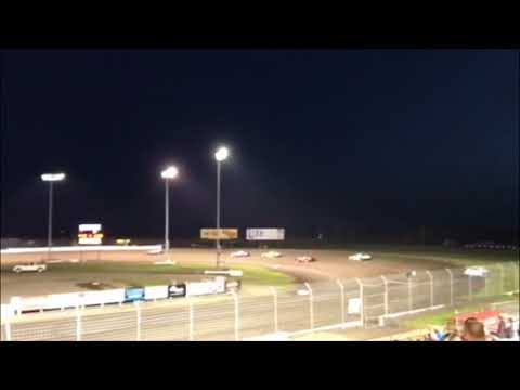Red River Valley Speedway IMCA Stock Car Feature 7/27/18