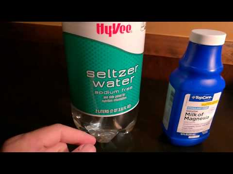 How To Make Magnesium Water Using Recipe Of Dr. William Davis, Author Of Wheat Belly & Undoctored