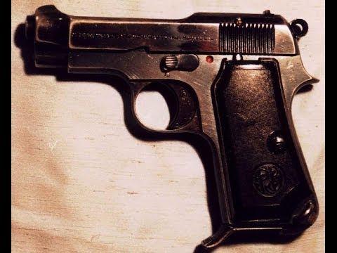 Beretta mod 34 cal.7.65 - smontaggio e pulizia (parte 2)