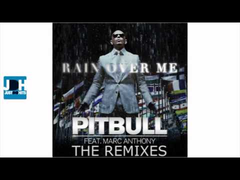 Pitbull ft. Marc Anthony - Rain Over Me (Quintino Remix) [New Song 2011]