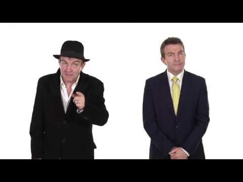 Rivervales car leasing advert starring Bradley Walsh