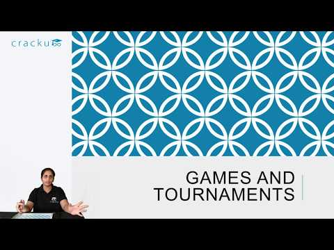 Games and Tournaments CAT Concepts - How to Solve