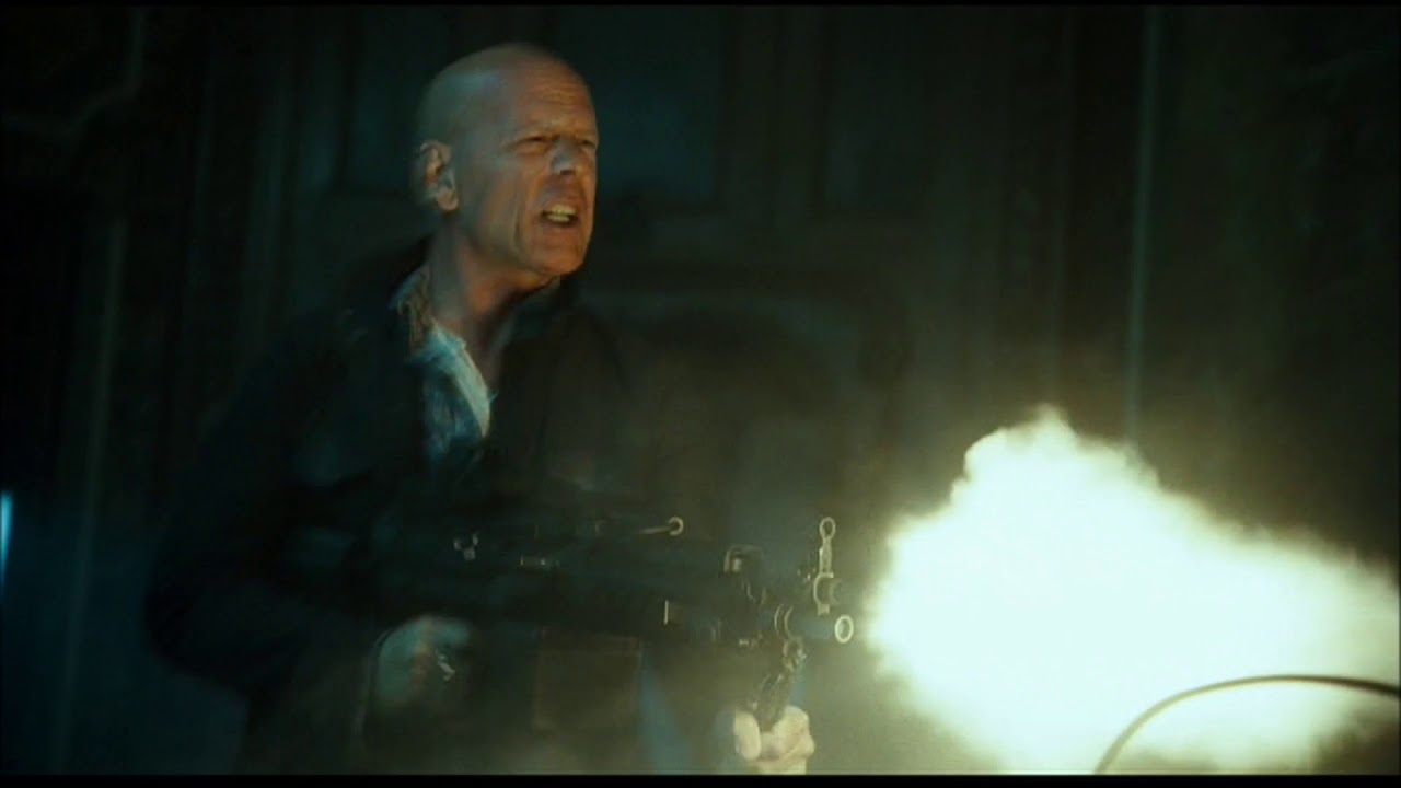 Download A Good Day To Die Hard (2013) - SafeHouse Shootout Scene - (1080p)