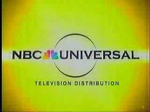 NBC Universal Television Distribution Logo