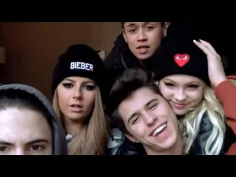 Jordyn Jones Brandon Westenberg Jackson Krecioch Chicago Broadcast | YouNow January 2017