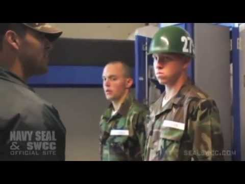 BUD/s First Phase - U.S. Navy SEAL Training