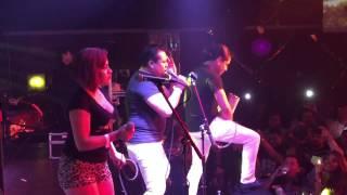 Los Yes Yes En Vivo En El Patrón Night Club 10 De Octubre 2014