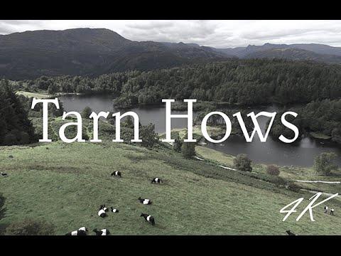 Dji 4k Tarn Hows Lake District