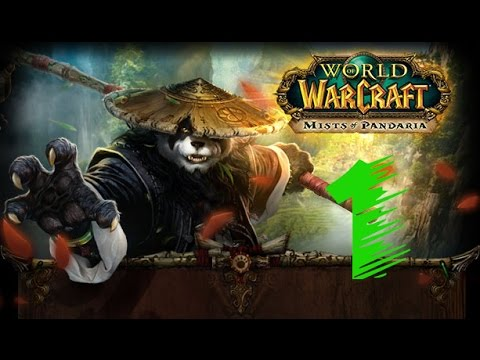Wow Прохождение World Of Warcraft за ПАНДАРЕНА - МОНАХА (серия 1)