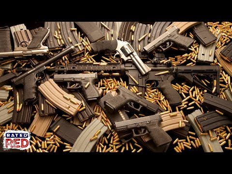 2016 Saw the Largest Number of Firearm Seizures in 10 Years