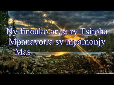 MASINA ATO AM POKO - Ny Mpitory