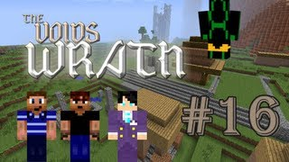 The Voids Wrath Ep. 16 - Checking Out the End (Minecraft Mod Pack)