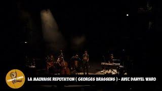 """Gambar cover Les Ogres de Barback, avec Danyèl Waro - """"La mauvaise réputation"""""""