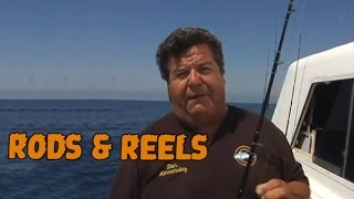 Dan Hernandez Talking About Rods & Reels For Tuna Fishing | SPORT FISHING