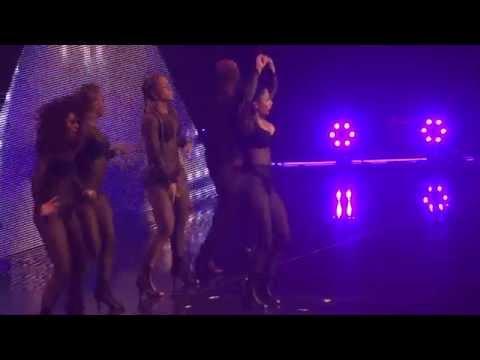 Nicki Minaj ft Drake, Chris Brown and Lil Wayne   Only The Pinkprint Tour  At The NIA 2015