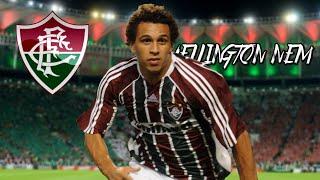 Melhores Lances de Wellington Nem pelo São Paulo, Figueirense e S. Donetsk - Reforços do Fluminense