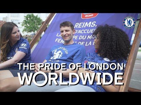 #PrideOfLondonWorldwide   Women's World Cup   Ep.3