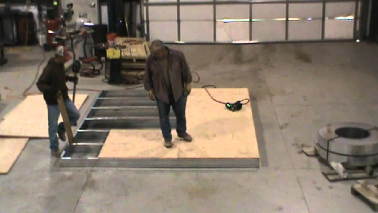 Shed Floor Sheeting Assembly Youtube
