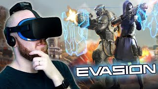 Evasion Review Oculus Rift - Dodge This One