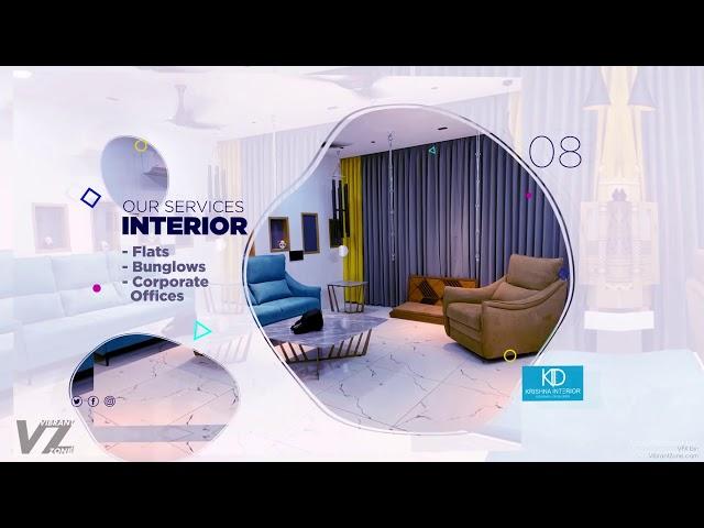 Krishna Interior Designer Intro