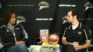 Interview with Western Michigan WBB Assistant Coach, former WNBA veteran Tangela Smith