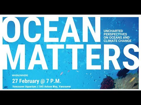 Beluga Whales, Microplastics and an Inuit Community   Ocean Matters Lecture