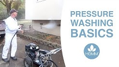 Pressure Washing Basics | Prep Your Home for Painting