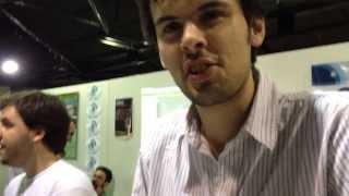 2013 - Mini Reportaje - Grupo TOT- Red colaborativa para estudiantes - ExpoProyecto 2013