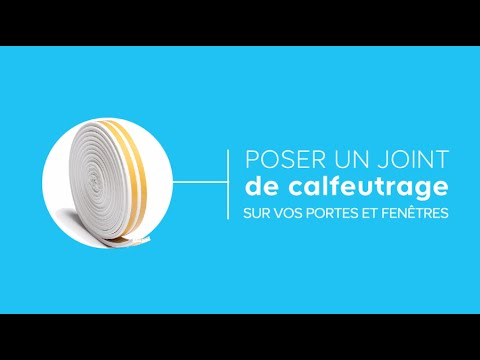 cop21 le joint de calfeutrage youtube. Black Bedroom Furniture Sets. Home Design Ideas