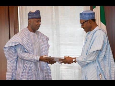 BREAKING: Saraki Meets With Buhari Over Links To Kwara Murder Suspects