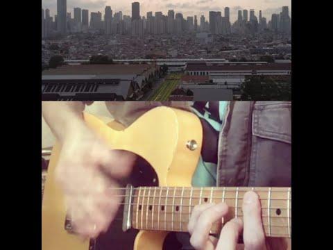 Rich Brian - Kids (guitar cover + TAB)
