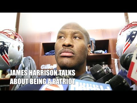 8286f2a1f James Harrison talks about joining the New England Patriots - YouTube