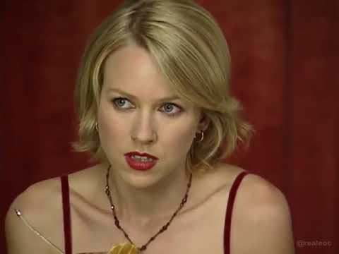 Naomi Watts - Powerful Non-verbal Acting Performance in Mulholland Dr.